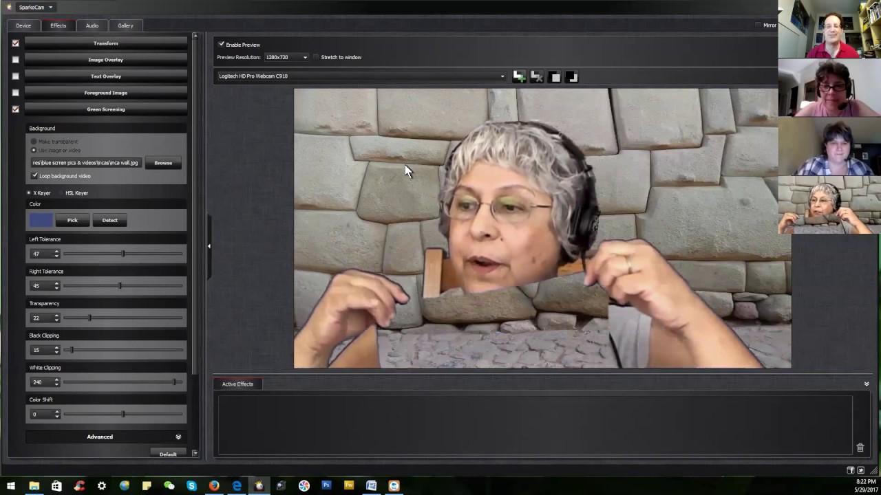 Video: Webcam Magic with Arlene Jayme
