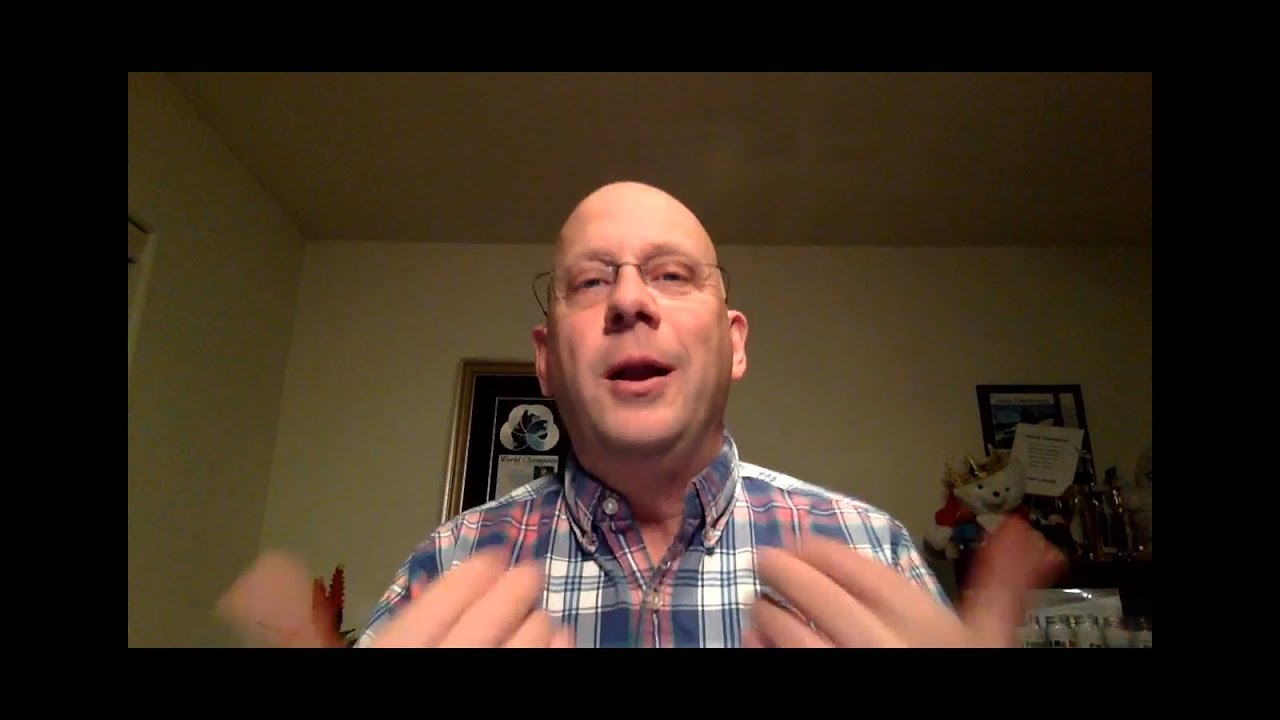 """Replay: Darren LaCroix, """"How to Make the Most of Online Stage Time"""""""