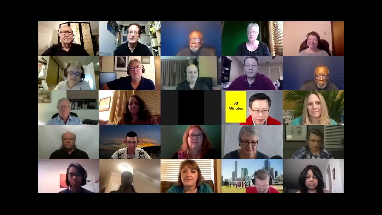 Replay: How to start an online Toastmasters club (panel discussion)