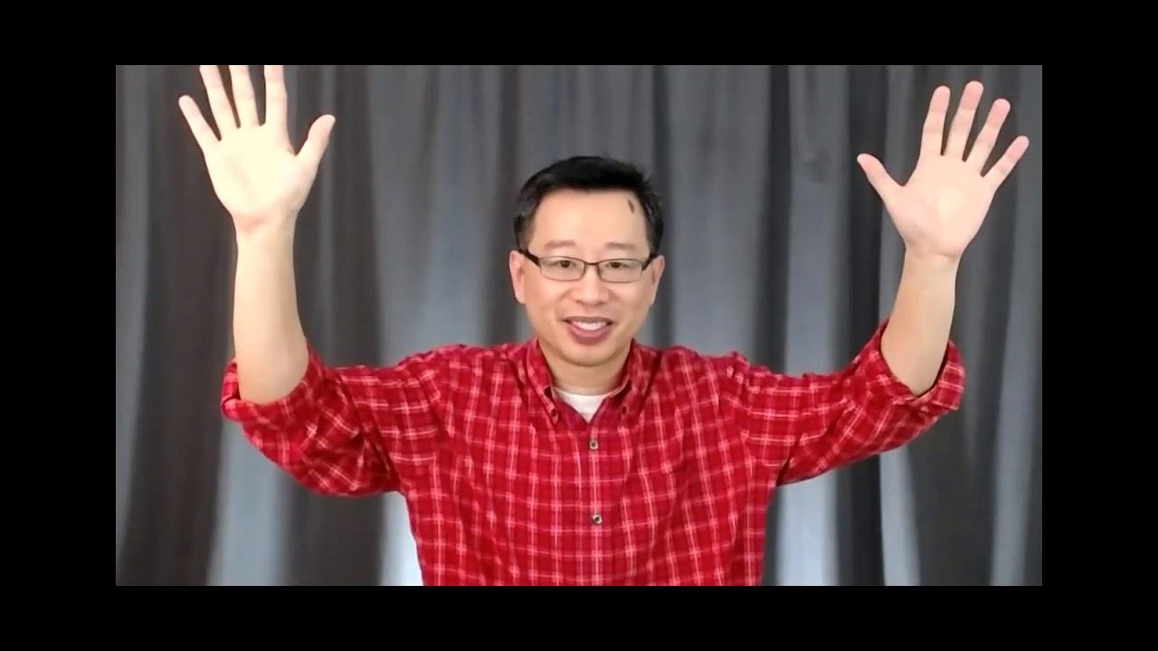 Video Speech Contest 2018, Congratulations Roger Fung