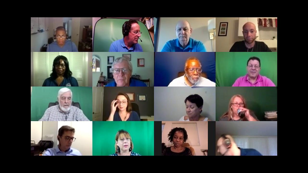 Videos: Replay – Online Presenters Toastmasters Aug. 8, 2018
