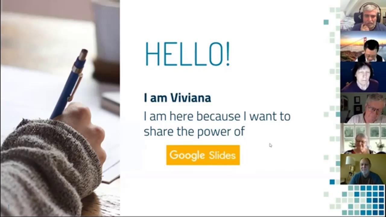 The Power of Google Slides